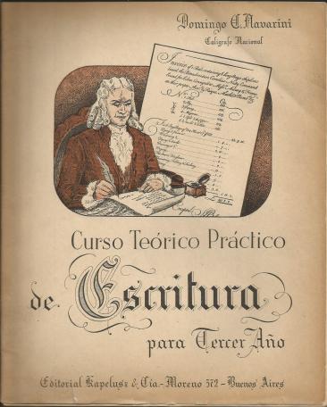 curso teórico práctico de escritura